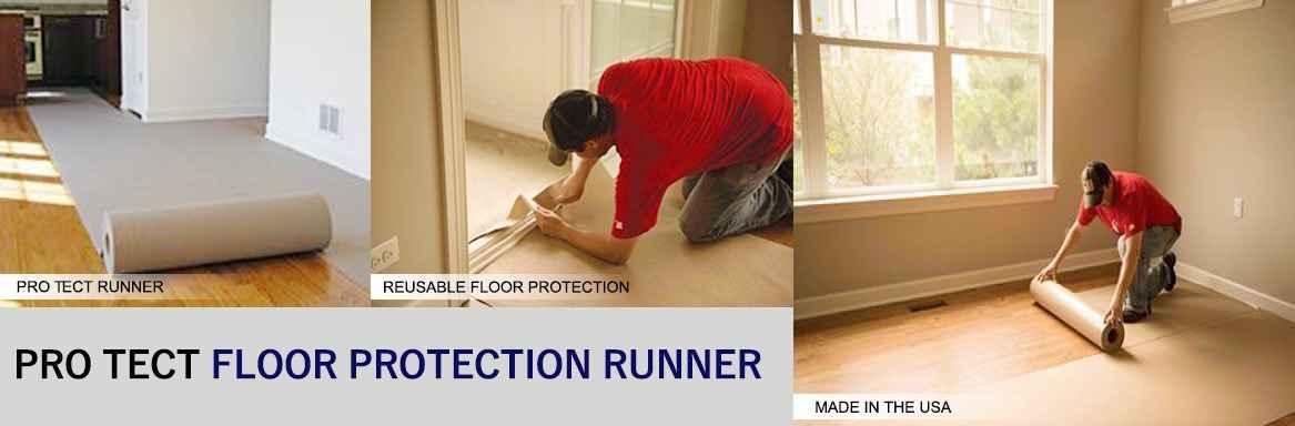 Floor Protection Runner